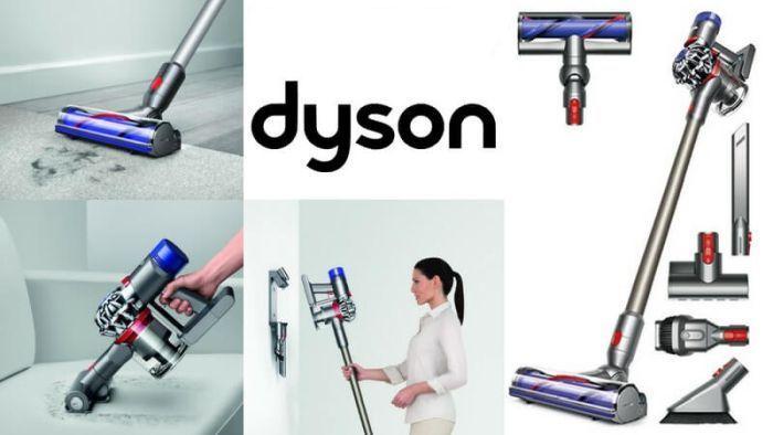 comparativa de aspiradores escoba marca dyson