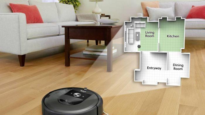 comprar robot inteligente de limpieza