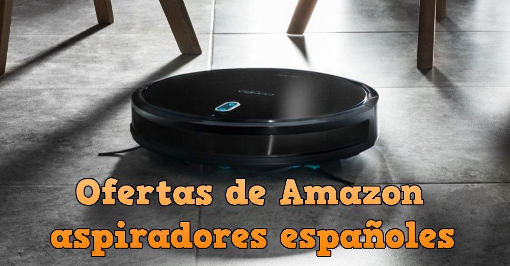 aspiradores robotizados fabricados en España