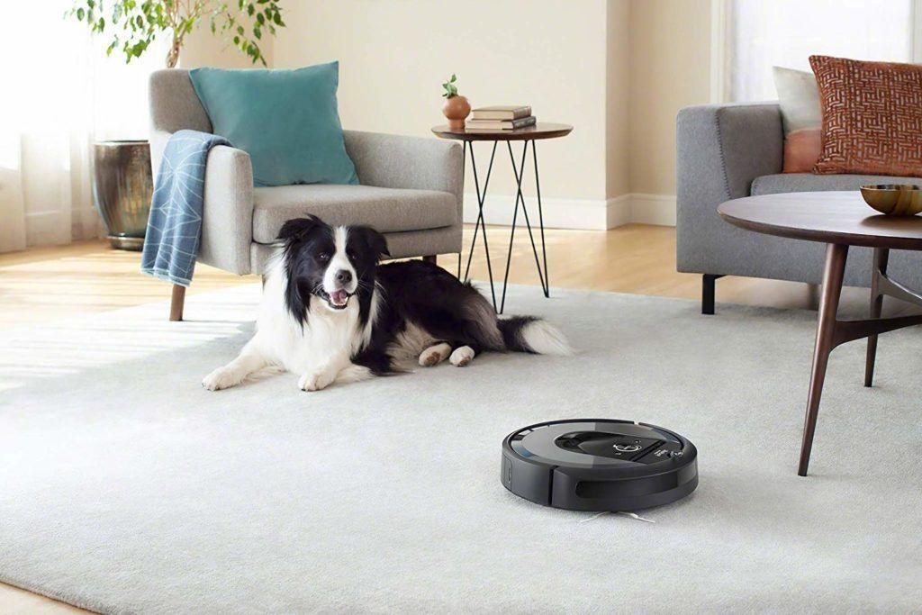 robot aspiradores para mascotas